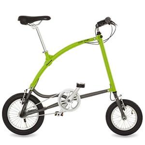 bicicleta electrica plegable Ossby Arrow Ligera y fácil de plegar