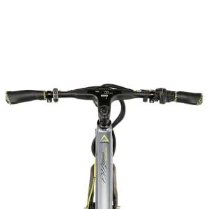 display LCD integrado en manillar - bicicleta electrica milano avanguardia