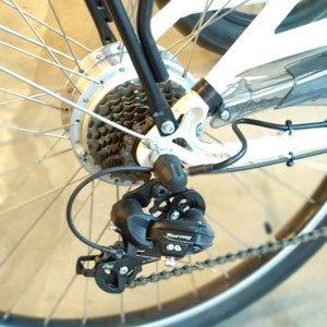 bicileta eléctrica SLOPE motor y cambios