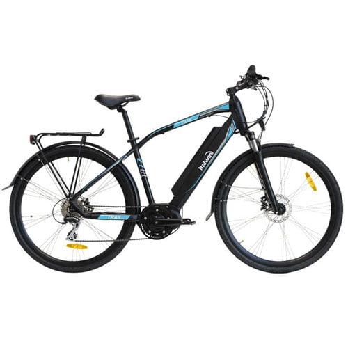 Bicicleta eléctrica Trail Advanced con motor central
