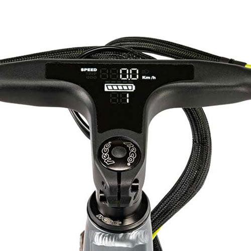 pantalla de control bicicleta eléctrica MILANO AVANGUARDIA