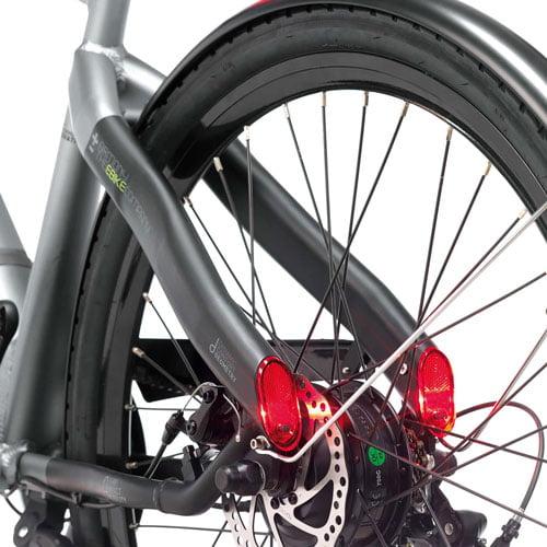 luces traseros bicicleta eléctrica MILANO AVANGUARDIA