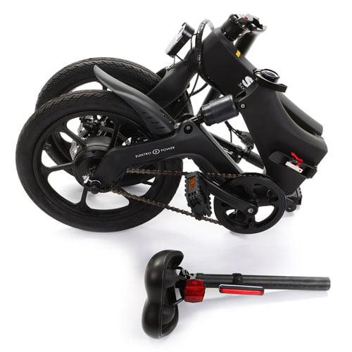 Bicicleta eléctrica Velox plegada