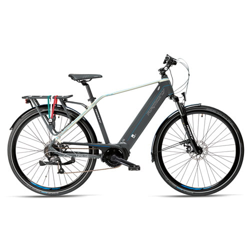 Bicicleta eléctrica trekking Arese
