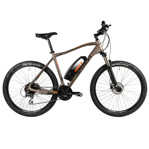 Bicicleta eléctrica de montaña - MTB Riddle