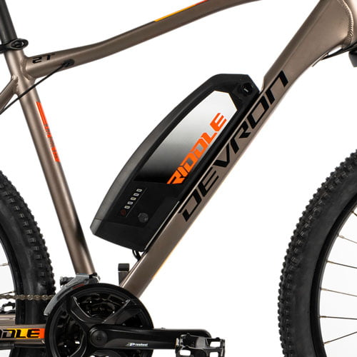 Batería Bicicleta eléctrica MTB Riddle