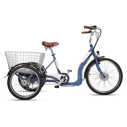 triciclo electrico Lingotto
