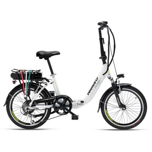Bicicleta electrica Panarea plegable