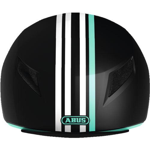 Comprar casco de bici ABUS CREDITION frontal con franjas