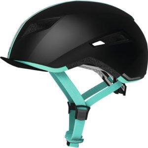 Comprar casco para bicicleta ABUS CREDITION negro lateral