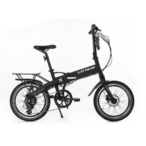 bicicleta plegable electrica Ibiza Littium