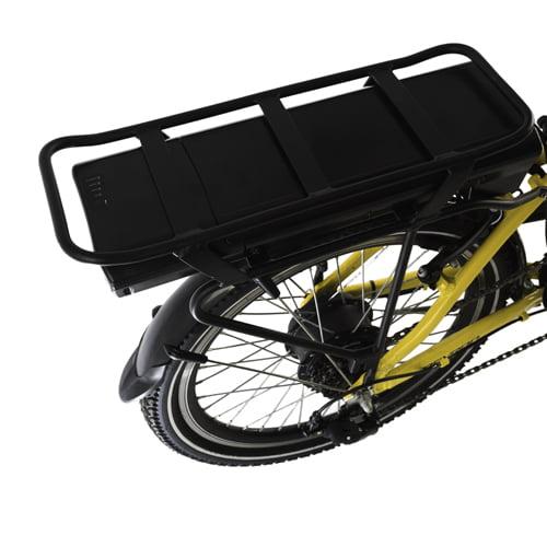 bateria bicicleta eléctrica plegable Devron 20122