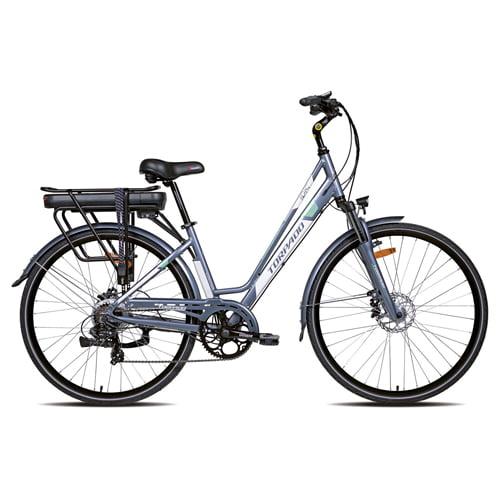 bicicleta electrica de paseo modelo Iris de Torpadp