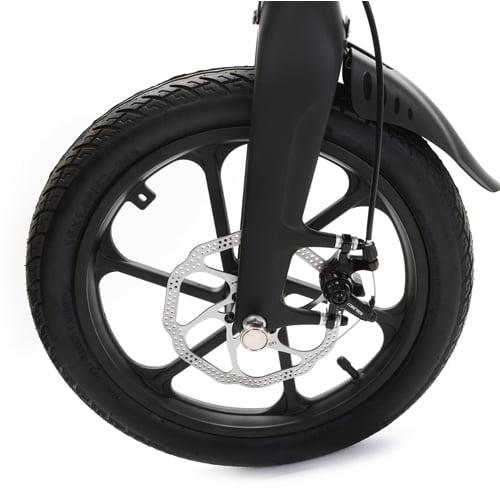 freno de disco bicicleta eléctrica plegable Velox