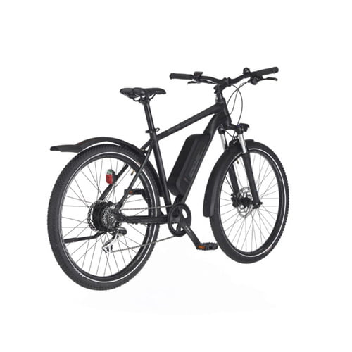bicicleta de montaña eléctrica - MTB eléctrica Fischer