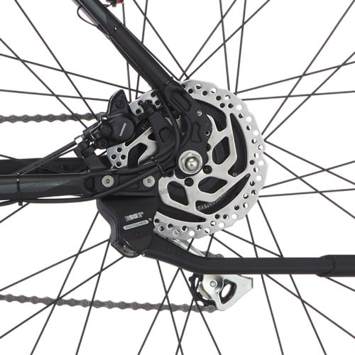 freno de disco hidraulico bicicleta de montaña eléctrica - MTB eléctrica Fischer