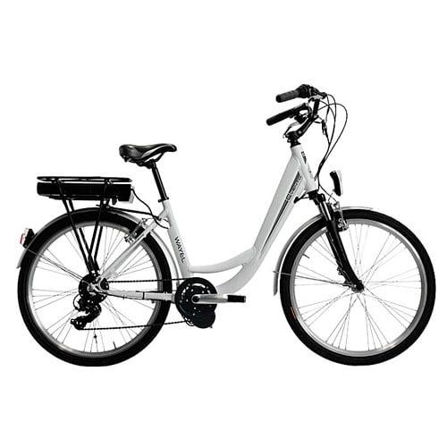 bicicleta eléctrica de paseo motor central - Vento
