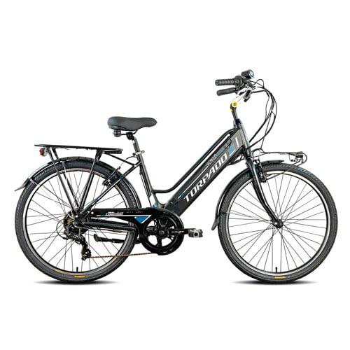 Bicicleta eléctrica urbana modelo Venus de Torpado