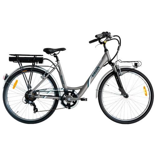bicicleta electrica urbana Nuvola ITALWIN - Urban Zero
